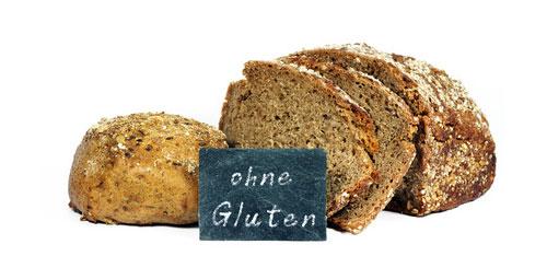 Brot ohne Gluten