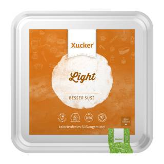 Xucker light Erythrit 4,5kg Box